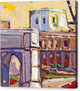 Arco Di Romano Acrylic Print