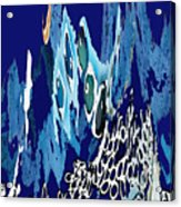 Arctic Sea Acrylic Print