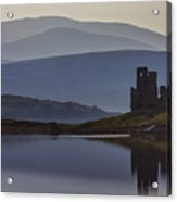 Ardvreck Castle And Loch Assynt Acrylic Print