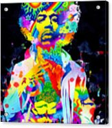 Are You Experienced? Acrylic Print