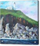 Arecibo Lighthouse Acrylic Print