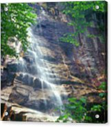 Arethusa Falls Acrylic Print