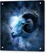 Aries Acrylic Print
