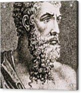 Aristotle, Ancient Greek Philosopher Acrylic Print