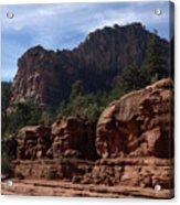 Arizona Canyon One Acrylic Print