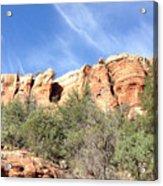 Arizona Canyon Two Acrylic Print
