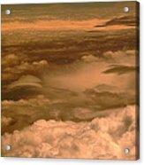 Arizona Cloudscape II Acrylic Print