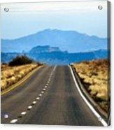 Arizona Highways Acrylic Print