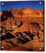 Arizona Mesa 4 Acrylic Print