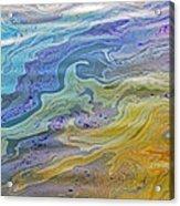 Arizona Oil Slick 2 Acrylic Print