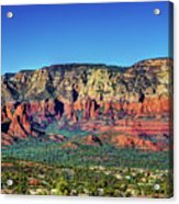 Arizona Rest Stop Acrylic Print
