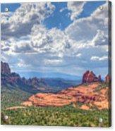Arizona-sedona Acrylic Print