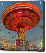 Arizona State Fair Acrylic Print
