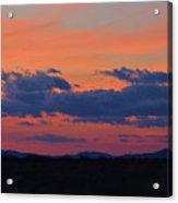 Arizona Sunset 10 Acrylic Print