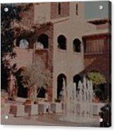 Arizona Water Acrylic Print