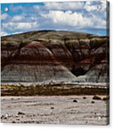 Arizona's Painted Desert #3 Acrylic Print