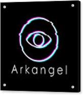 Arkangel Acrylic Print