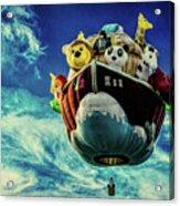 Arky  Noah's Ark Acrylic Print