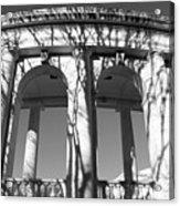 Arlington Amphitheater From The Outside -- 2 Acrylic Print