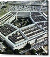 Arlington: Pentagon Acrylic Print