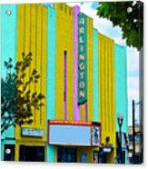 Arlington Theatre Acrylic Print