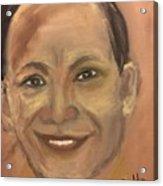 Armando S. Guangko Acrylic Print