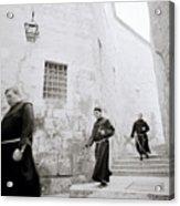 Armenian Quarter Jerusalem Acrylic Print