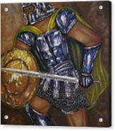 Armor Of God Ephesians  Acrylic Print