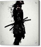 Armored Samurai Acrylic Print