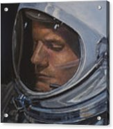 Armstrong- Gemini Viii Acrylic Print