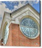 Armstrong University Tower Acrylic Print