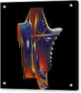 Armure Acrylic Print