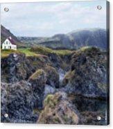Arnastapi - Iceland Acrylic Print