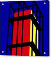 Arne Jacobseb Tower Acrylic Print