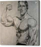 Arnold Acrylic Print