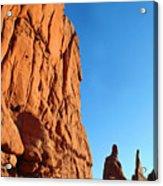 Around Bryce Canyon Acrylic Print