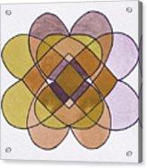 Arrangement Of Forms Acrylic Print