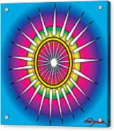Arrow Star 3 Acrylic Print