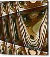 Arrowhead Feather Acrylic Print