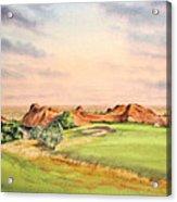 Arrowhead Golf Course Colorado Hole 3 Acrylic Print