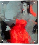 Art 7 Acrylic Print