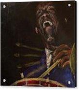 Art Blakey Jazz Messenger Acrylic Print