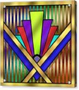 Art Deco 23 Acrylic Print