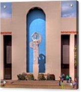 Art Deco Of Texas State Fairgrounds Acrylic Print