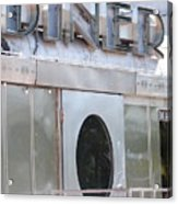 Art Deco Diner Acrylic Print