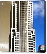 Art Deco Nbc Tower Acrylic Print