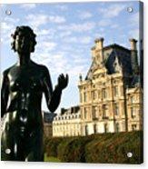 Art Des Tuileries Acrylic Print