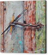 Art Hook Acrylic Print