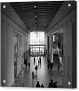 Art Institute Of Chicago Modern Wing Acrylic Print