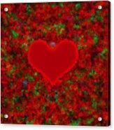Art Of The Heart 2 Acrylic Print